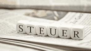 Steuer, Abhaben, Buchhaltung in Strassgang